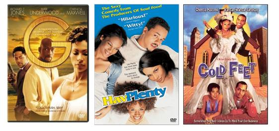 Chenoa Maxwell film trilogy