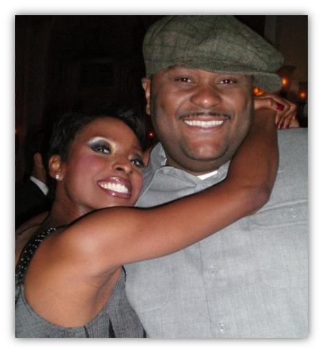 Trenyce and Idol winner Rueben Studdard
