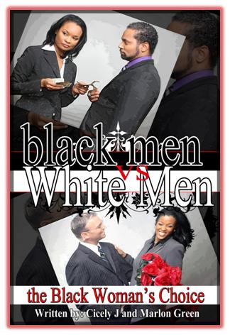 black men vs. white men book